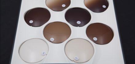 Lentile pentru ochelari de soare