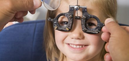 Consultatie oftalmologica copii