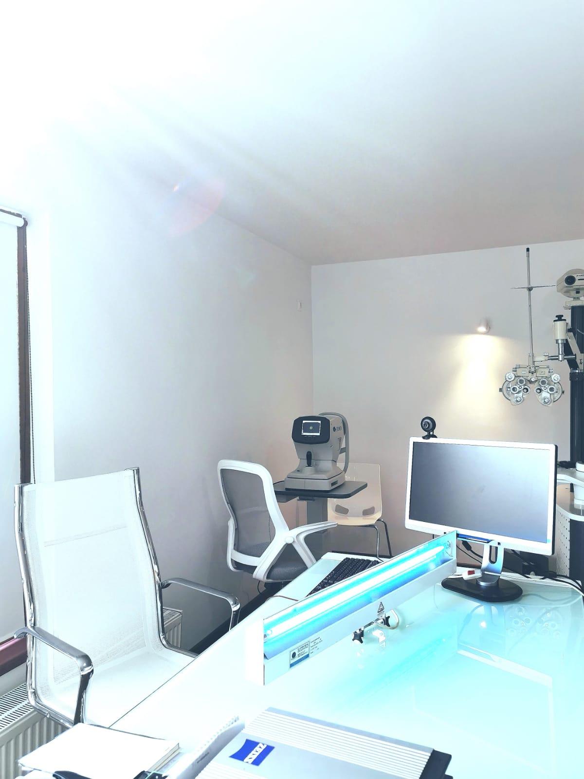 sterizarea cabinetului de oftalmologie